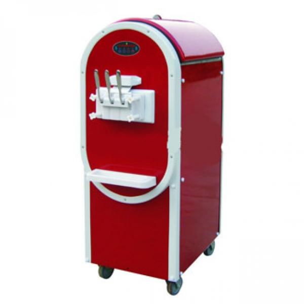 παγωτομηχανή retro
